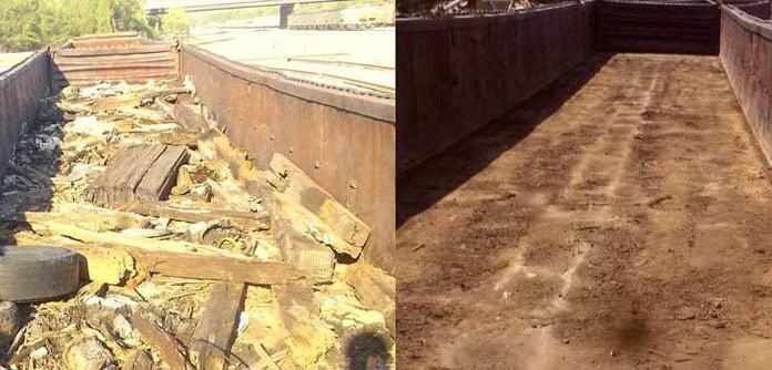Rail Service Group - Railroad Scraps, OTM Sorting, Brokerage